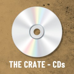 The Crate - CDs