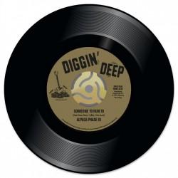 "DD 013A Alpaca Phase III ""Someone To Run To"" / DD013B Fredrick Knight ""It Ain't No Fun"""
